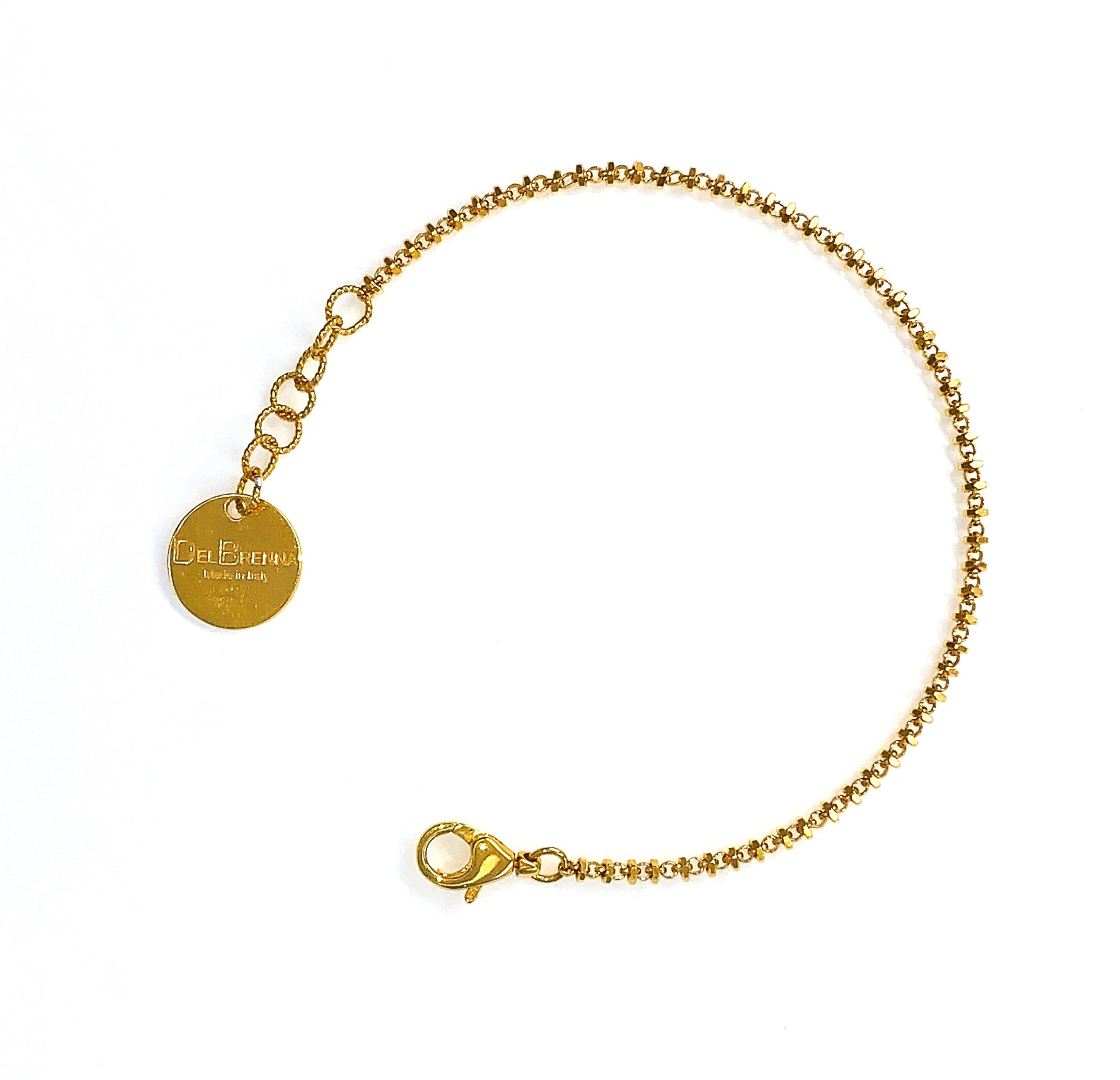 Bracelet Luce 2mm Gold