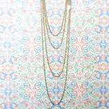 Links 3mm Chain (D Rope Length - Antique Gold)