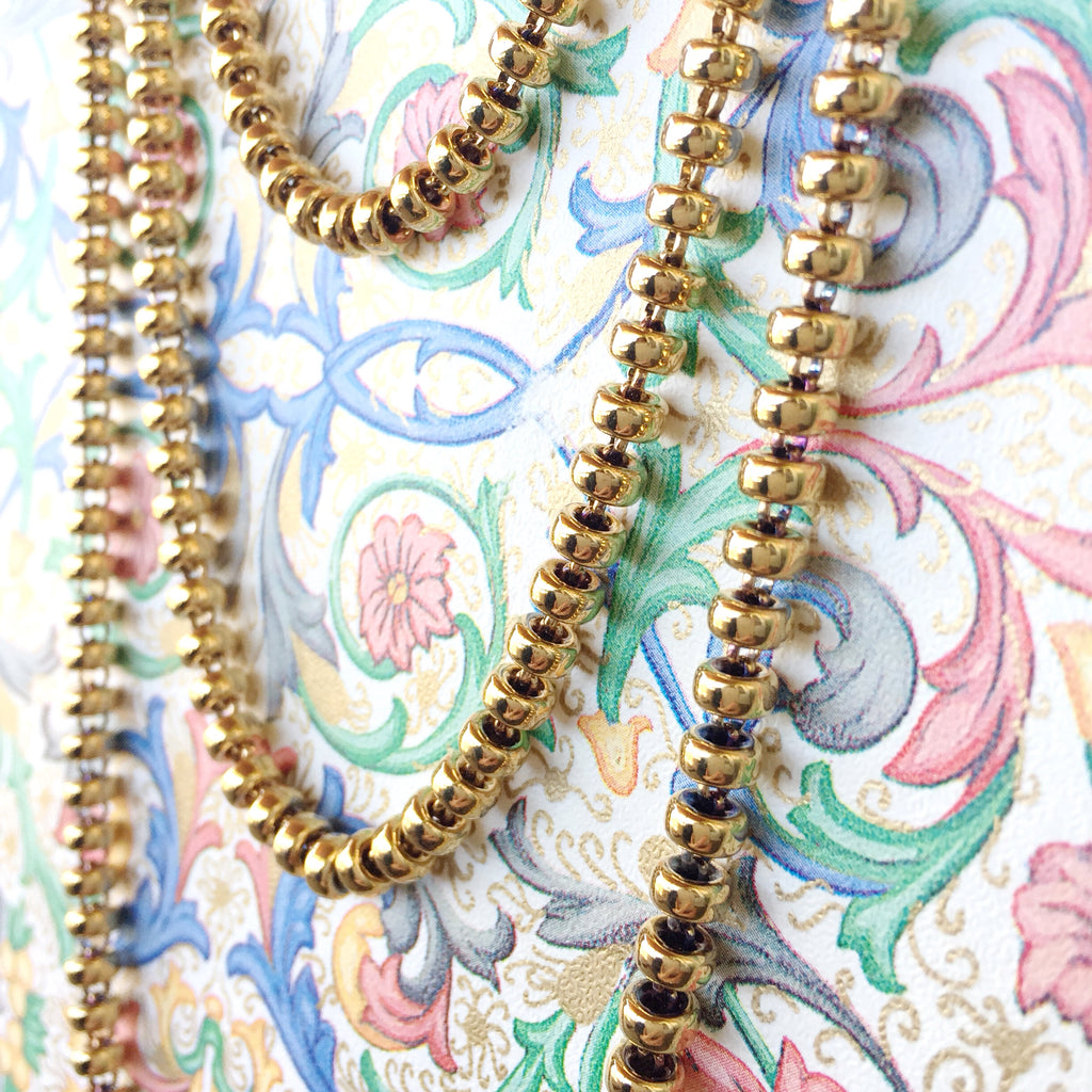 Ciambelle 5mm Chain (C Opera Length - Antique Gold)