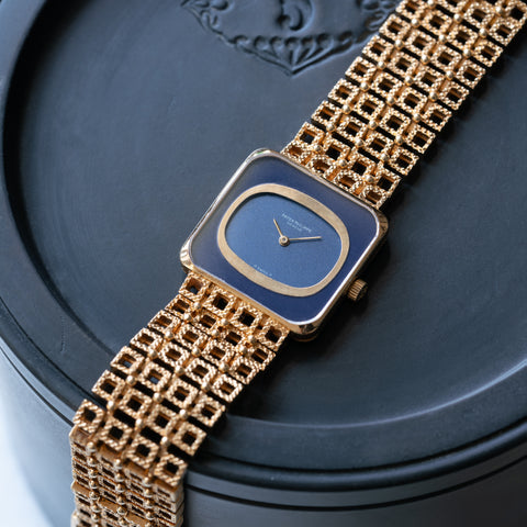 PATEK PHILIPPE 18K YELLOW GOLD MODEL 4183