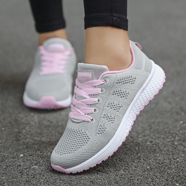 Sphere Paris x NeoBODY SheRun - Casual Women Sneakers (4 Colors)