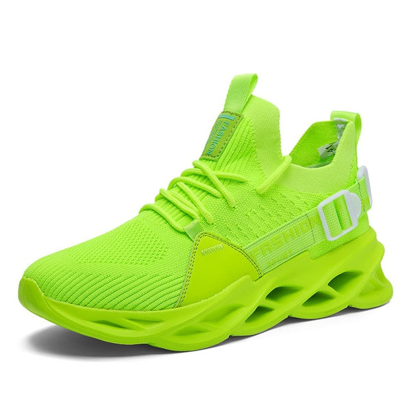 Sphere Paris x NeoBODY Green - Men's Sneaker - Breathable Outdoor Sneaker (9 Colors)