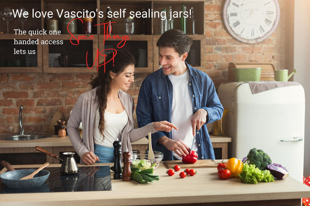 Vascito lets you spice things up in the kitchen!