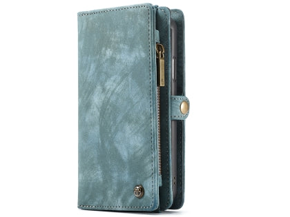 iPhone XS Max CaseMe 2-in-1 Synthetic Leather Wallet Case