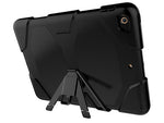 Rugged Impact Case for Apple iPad 9.7 (2018/2017) - Classic Black