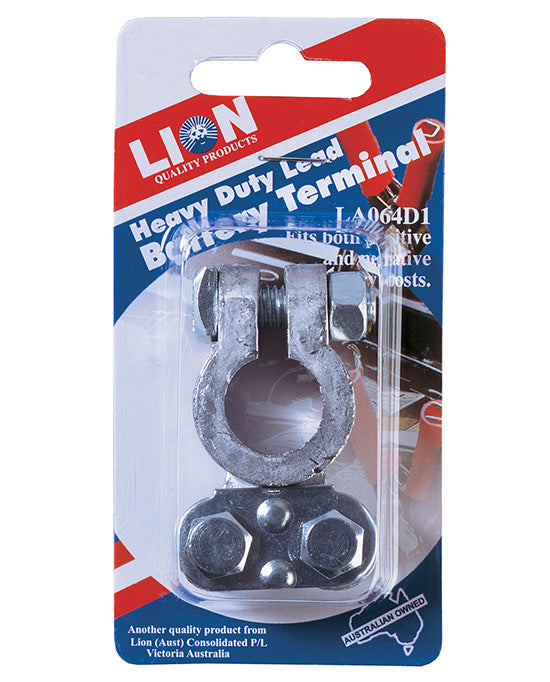 Heavy Duty Lead Battery Terminal