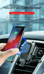 Car Wireless Charger Cradle