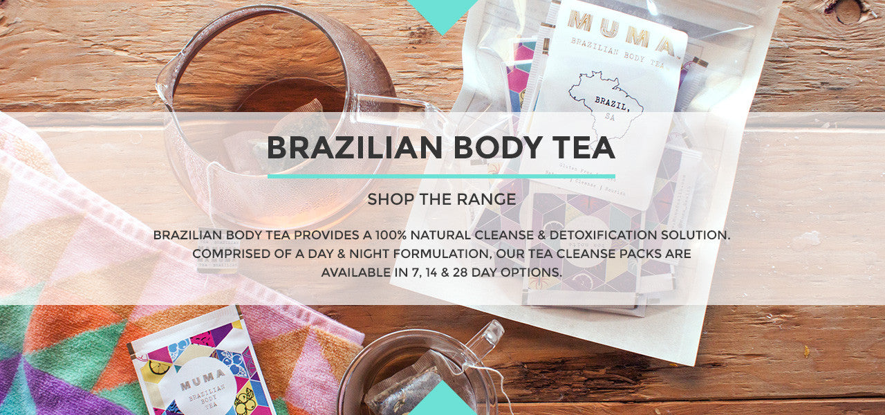 Muma Health Brazillian Body Tea