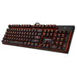 Gigabyte Force K85 RGB Mechanical Gaming Keyboard (Black)
