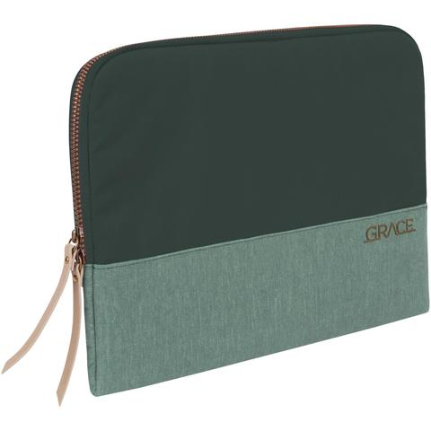 "STM Grace Laptop Sleeve 15"" (Hunter Green)"