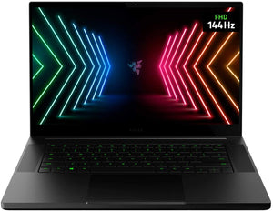 Razer Blade 15 Base Model (O1NT/15.6/FHD-120HZ/i7/16GB RAM/GTX 1660 Ti/256GB SSD)-AUS/NZ Packaging