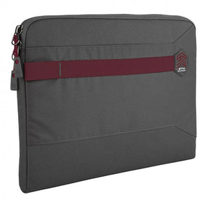 "STM Summary 13"" Laptop Sleeve (Granite Grey)"
