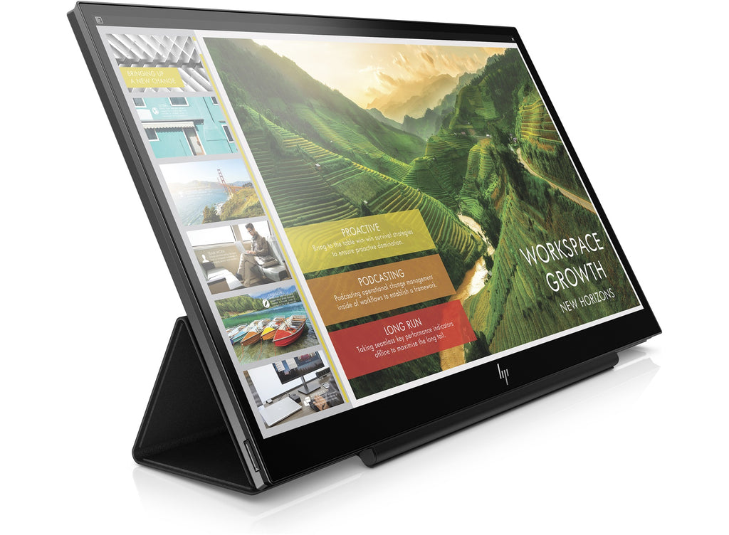 "HP S14 Elite Display 14"" Portable USB-C Monitor"