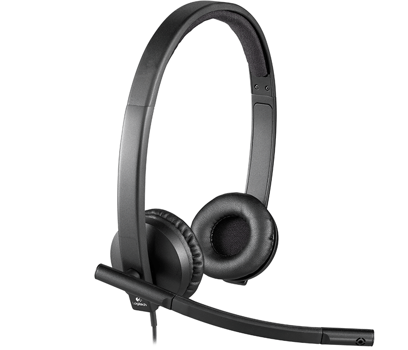 Logitech H570e Stereo Business Headset