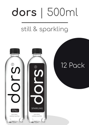 500ml - Still of Sparkling
