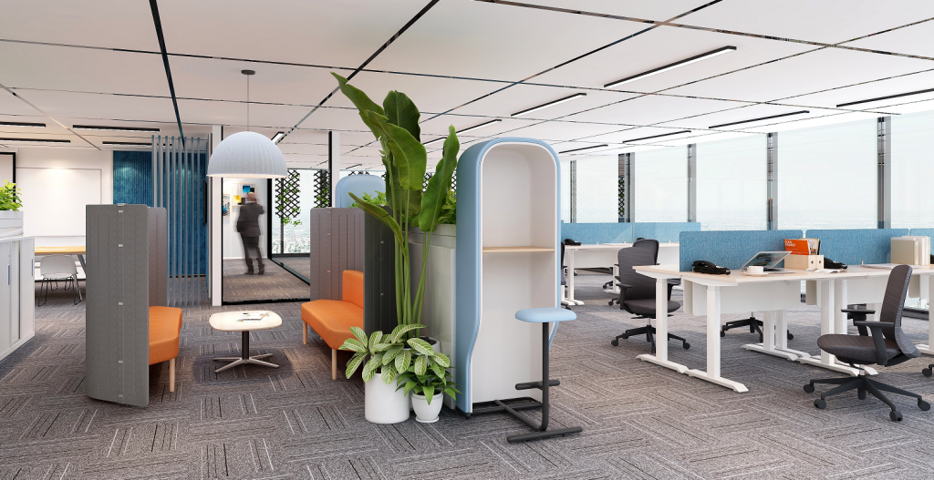 Inspiring Offices: Designing to Attract and Retain Talent