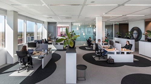 What office designs will look like after Covid-19, according to experts