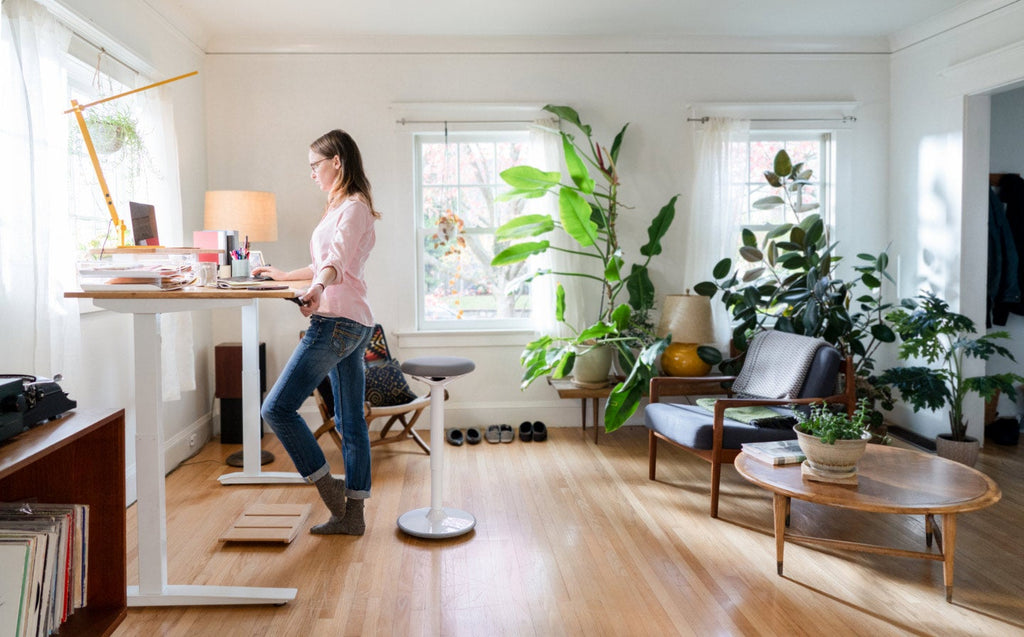 Establishing Your Home Workspace