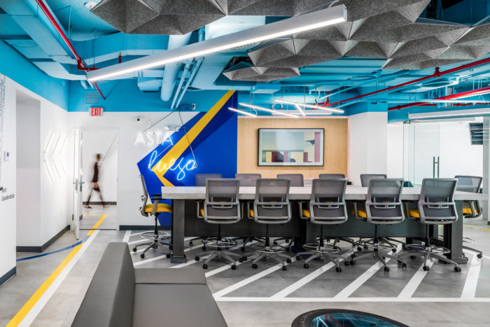 6 Companies With Amazing Office Layouts to Inspire Your Office Redesign