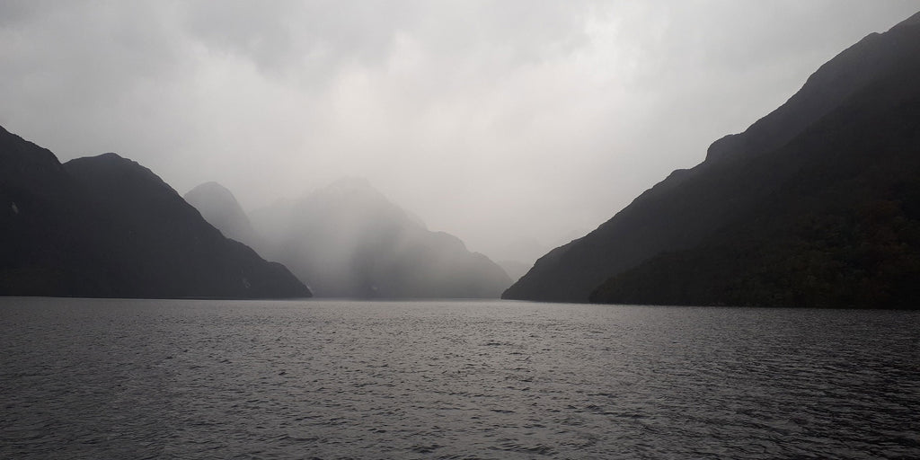 The quiet super power of yin at Milford Sound