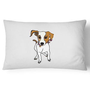 Foxy Pup Pillow Case - 100% Cotton