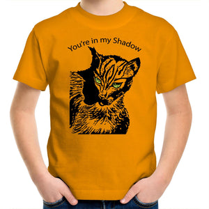 Shadow Cat Sportage Surf - Kids Youth T-Shirt