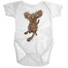 Load image into Gallery viewer, Puppy Play - Organic Baby Romper Onesie