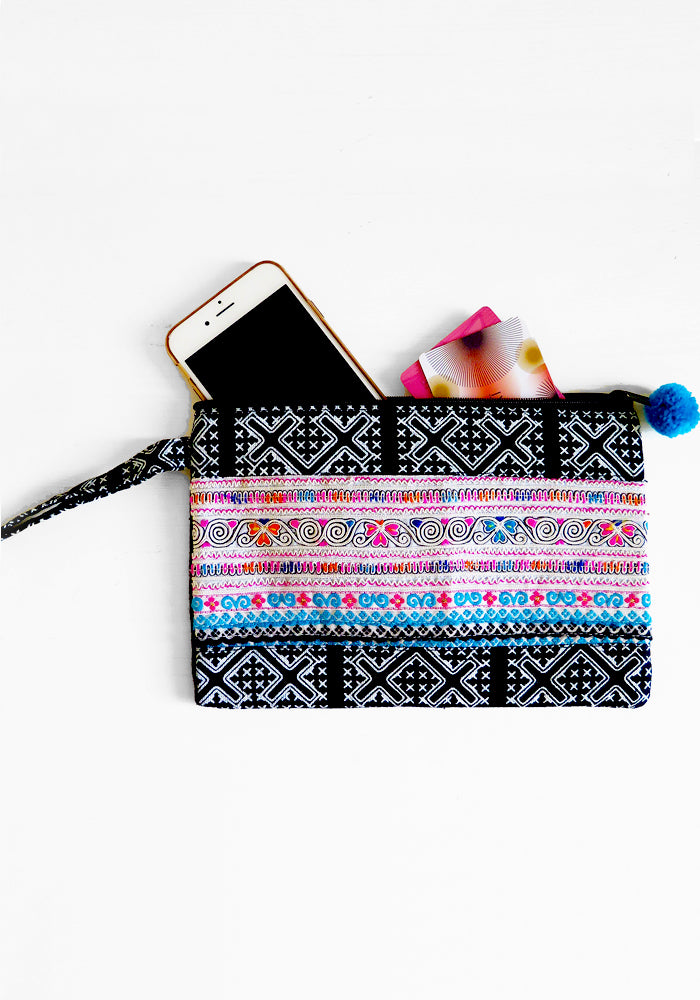 Andria Clutch by Kasai