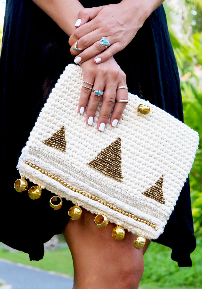 Kasai Catalina Clutch Boho Wallet featured on Lakiki Jewellery
