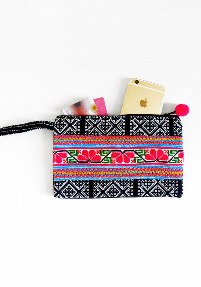 Kasai Marlee Clutch Boho Wallet featured by Lakiki