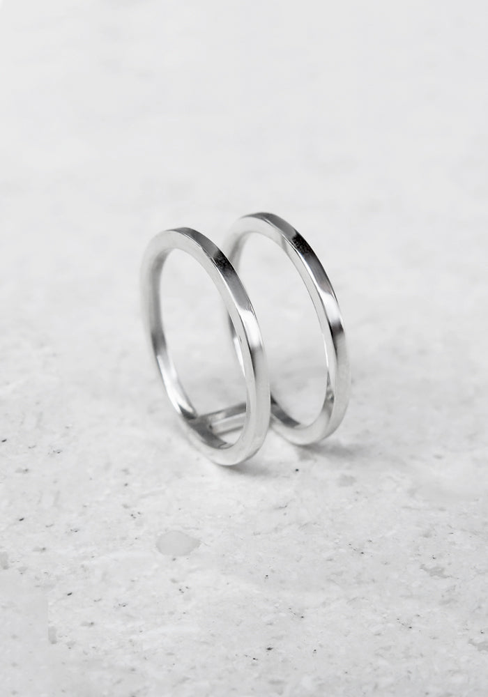 925 sterling silver Maya Ring by Lakiki Jewellery