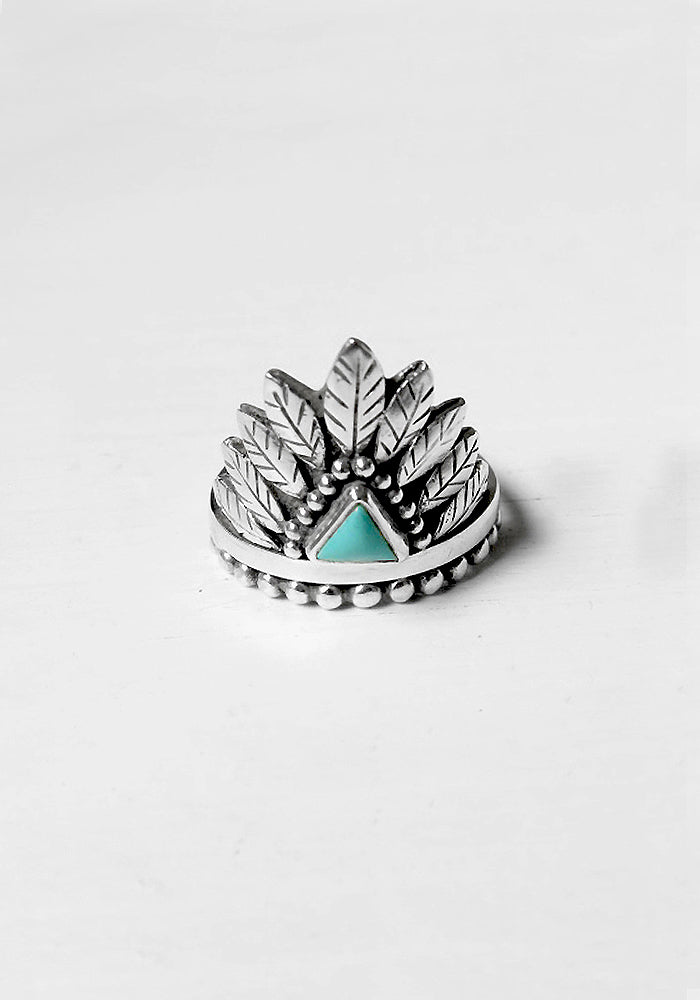 Zoella Turquoise Ring