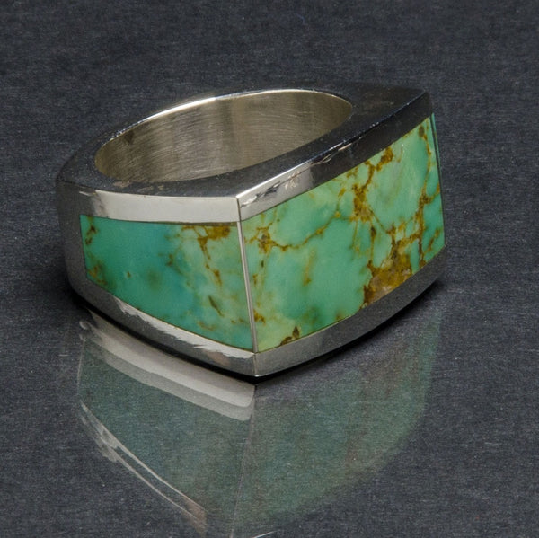 Wrap Around Ring Turquoise