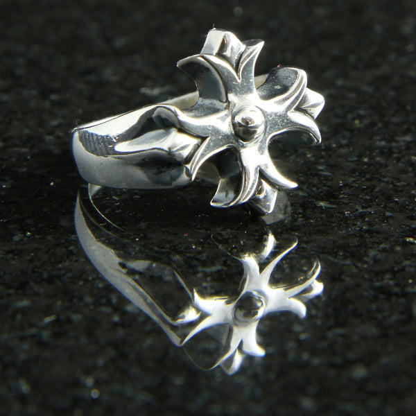 Templar Cross Ring #MC04RP