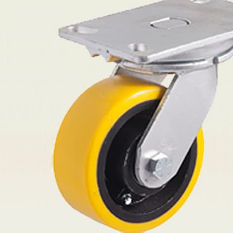 Castors - Very Heavy Duty ~ 600kg - 2T