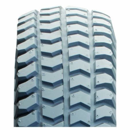 300 X 8 C-248G Primo Powertrax Grey Solid Tyre