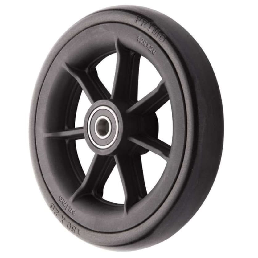 6 inch Spoked Wheelchair Wheel
