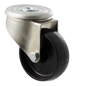 100mm Nylon Castors - 300KG Rated