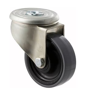 100mm Polyurethane Castors - 300KG Rated