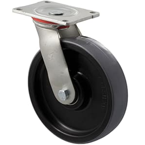 200mm Polyurethane Castors - 600KG Rated