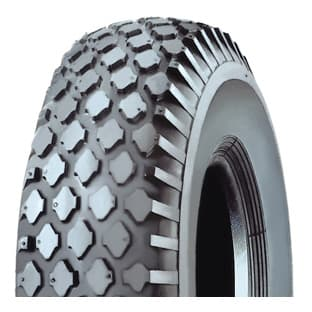 410/350-4 Tyre - Diamond Tread