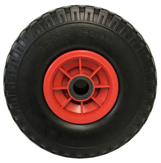 300-4 Puncture Proof Polyurethane Tyre
