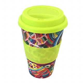 Utopia Bamboo Coffee Cup - Betty Club
