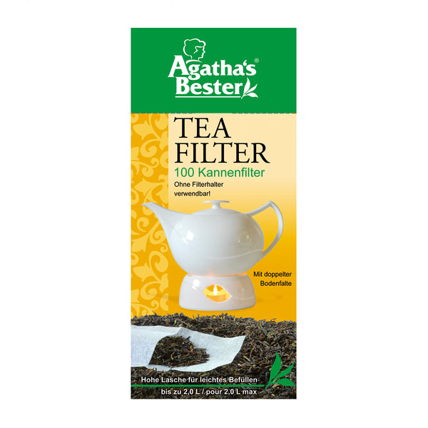 Agathe Bester Teapot Filters - paper