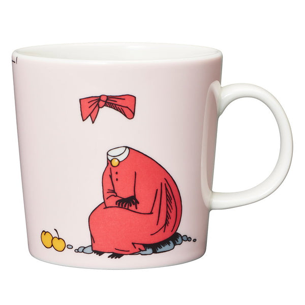 Moomin mug - Ninny - the invisible girl moomins