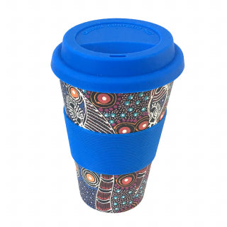 Utopia Bamboo Coffee Cup - Colleen Wallace