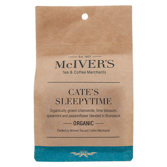 Cate's Sleepytime-Tea-McIver's Coffee & Tea