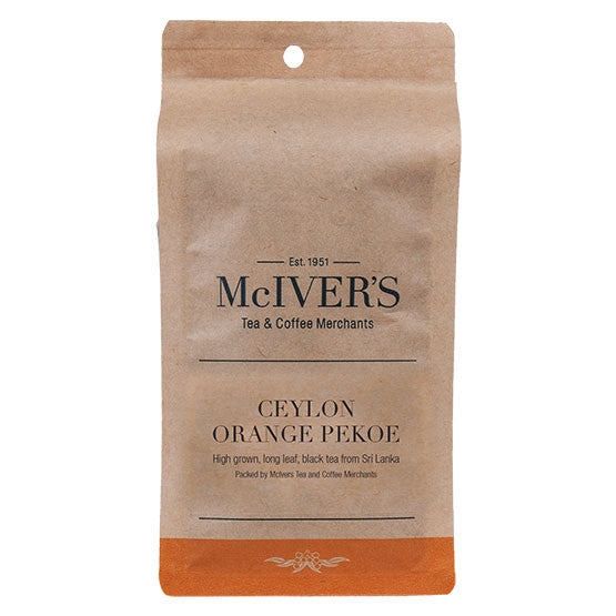 McIver's Ceylon Orange Pekoe