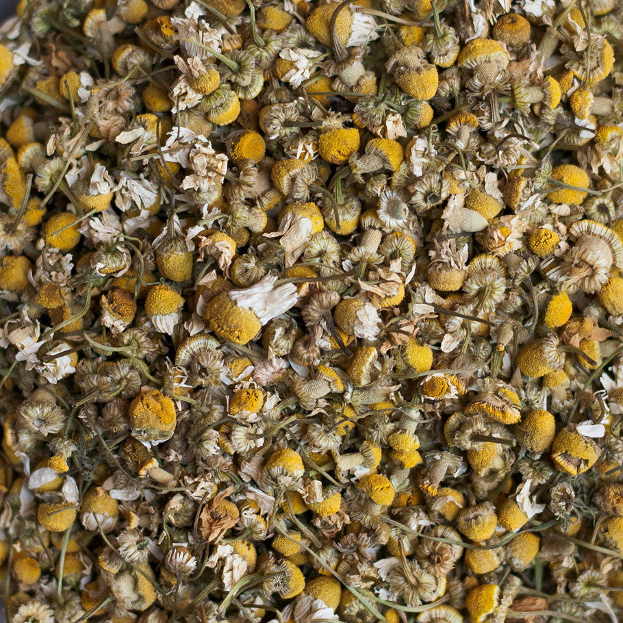 Organic Chamomile-Tea-McIver's Coffee & Tea