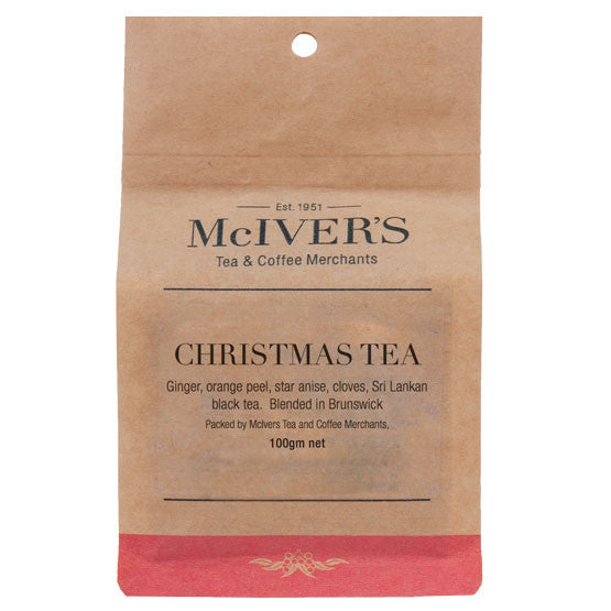 Christmas Cuppa Pack-McIver's Coffee & Tea